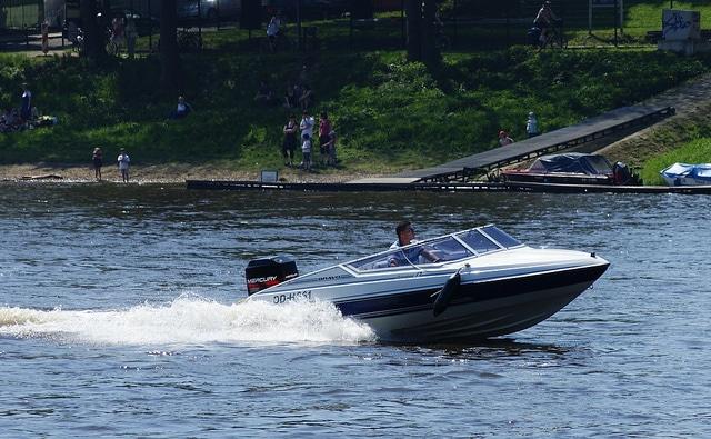 vaarbewijsplichtige boot